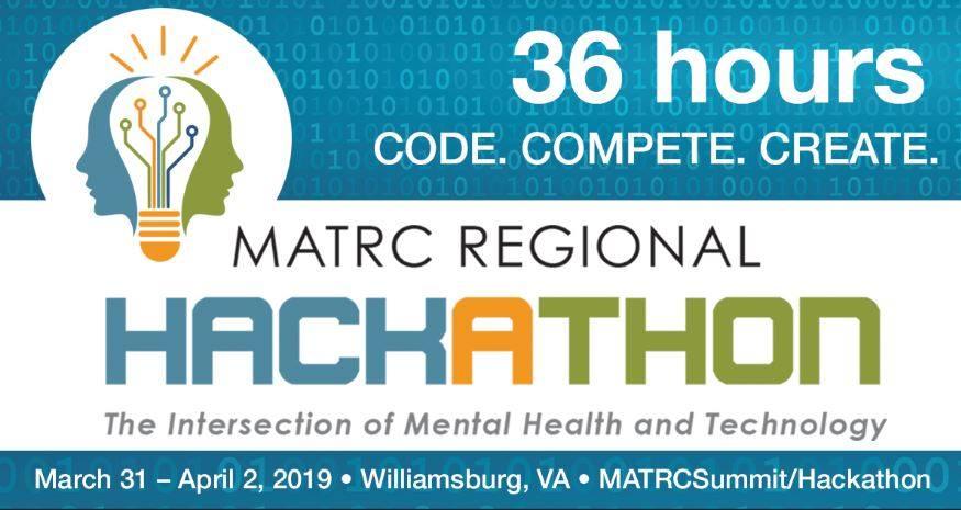 Event: MATRC Regional Hackathon: Mental Health and Technology